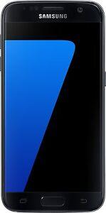 Samsung Galaxy S7 32GB, Android Smartphone Schwarz, Gold, Weiß