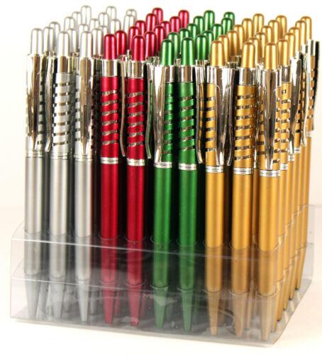 Kugelschreiber 60 Stück Kulis Kuli mit blauer Kugelschreibermine Mine Kulimine