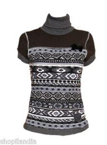 Jersey-Sueter-Sweater-Pull-Pullover-Maglione-STIX-CASUAL-Talla-Size-L