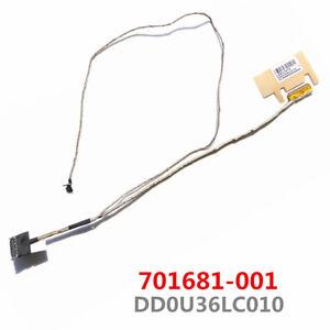 New-HP-Pavilion-15-B-15-B119wm-15-B142dx-701681-001-DD0U36LC010-Lcd-Lvds-Cable