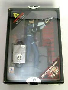 Resident Evil 2 Leon Zippo Lighter Figure Capcom Japan Limited
