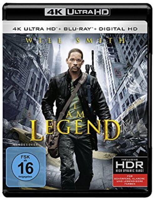 I Am Legend 4K Ultra HD (Blu-ray) - NEU OVP