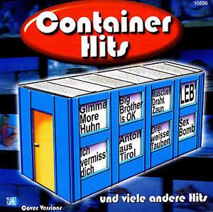 CONTAINER-HITS-Partyhits-Fetenknaller-CD-18-Tracks-NEU-amp-OVP