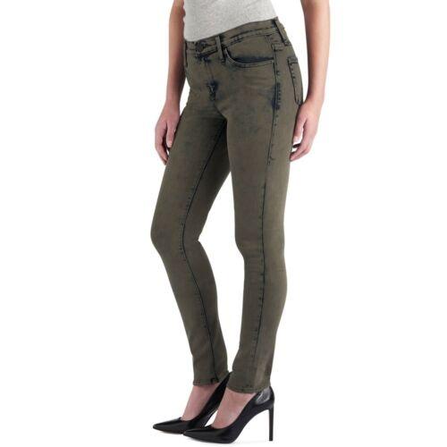 NWT Women/'s Rock /& Republic Berlin Mid rise Acid Wash Skinny Jeans FAST SHIP