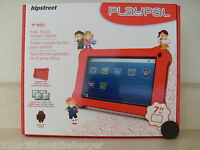 Hipstreet Playpal Kids Touch Screen 7 Tablet Android Kitkat 7dtb35-8pprd
