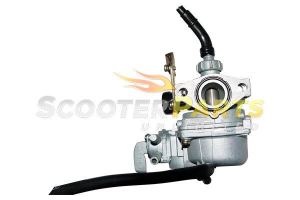ATV Quad 4 Wheeler Parts 17mm Carburetor Carb For 70cc Honda ATC 70   EBay
