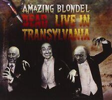 AMAZING BLONDEL - DEAD LIVE IN TRANSILVANIA  CD NEU