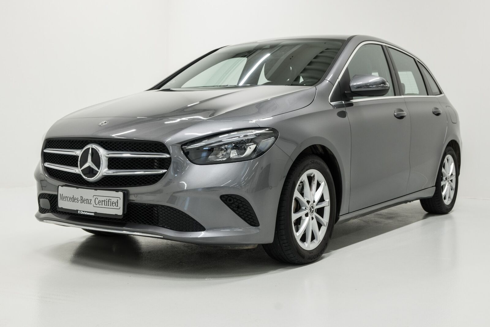 Mercedes B200 1,3 Progressive aut. 5d - 344.900 kr.