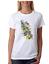 USA-Made-Bayside-T-shirt-Country-Flowers-bees-Butterfly-Butterflies-Shirt thumbnail 1