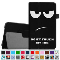 Fintie Samsung Galaxy Tab A 7.0 Sm-t280 Fit Folio Slim Leather Case Stand Cover