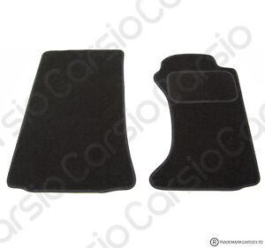 Mazda-MX5-NC-MK3-2006-to-2016-Tailored-Black-Car-Floor-Mats-Carpets-2-piece-Set