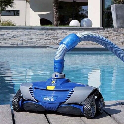 Zodiac MX8 MK2 Pool Cleaner with X-Drive Navigation - Above & In Ground - Wall C