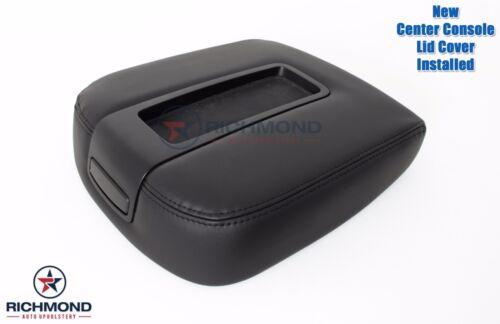 2007-2013 Chevy Avalanche LT LS LTZ Center Console Lid Replacement Cover Black