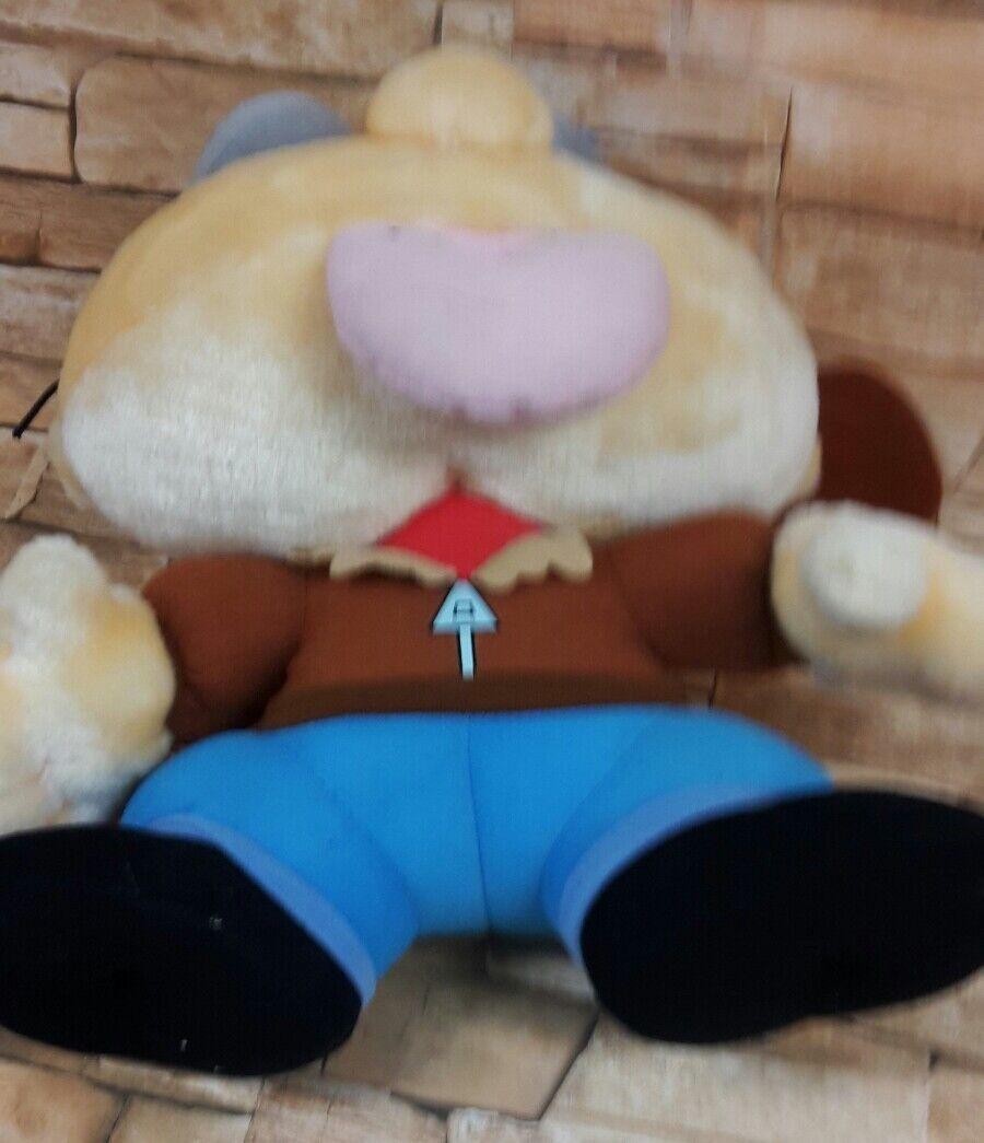 Los mini Monstrous soft toy, Pedro Pesado, El Pesado, Pedro no tag only label, d039bf
