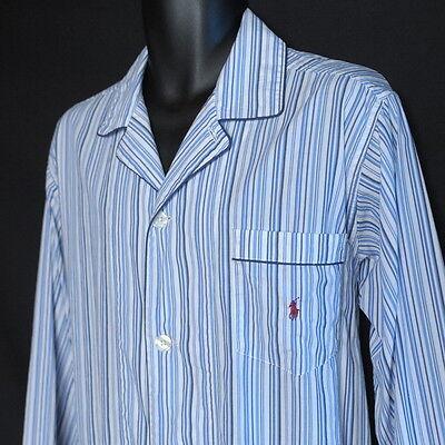 Polo Ralph Lauren thermal sleep shirt NEW mens/' L XL 3XL navy blue gray