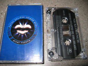 NICKY-FRENCH-TOTAL-ECLIPSE-VIDEO-MIX-RARE-AUSSIE-TAPE