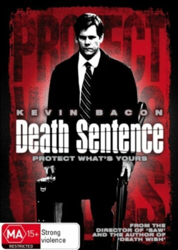 1 of 1 - Death Sentence-DVD VERY GOOD CONDITION FREE POSTAGE ALL OVER AUSTRALIA REGION 4