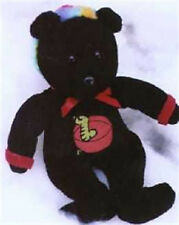 "Celebrity Bears Star Bear #15 DENNIS RODMAN ""The Worm"" with Basketball PLUSH New"
