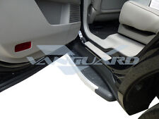 VANGUARD 10-13 TOYOTA 4RUNNER SIDE STEP NEFT BAR PAIR ALUMINUM RUNNING BOARD F3