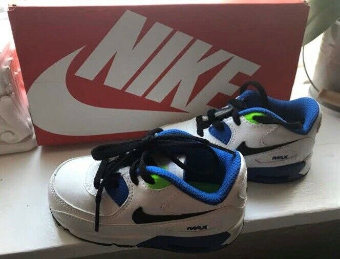 Sneakers, str. 22, Nike Air Max – dba.dk – Køb og Salg af