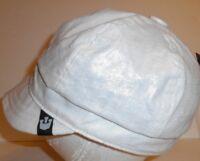 Goorin Piper Schoolboy Shimmer Women's Medium Linen Blend Hat