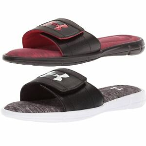 991db241d53 Under Armour Men s UA Ignite V CC Heather Slide Sandals