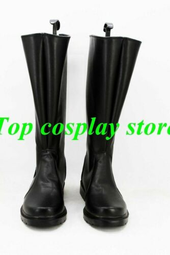 Star Wars Imperial Naval//Stormtrooper Officer Cosplay Shoes Black Boots