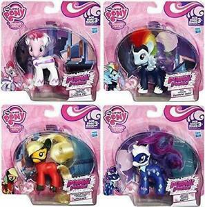 Hasbro-MLP-My-Little-Pony-Power-Ponies-Pinkie-Pie-Rainbow-Dash-Applejack-Rarity