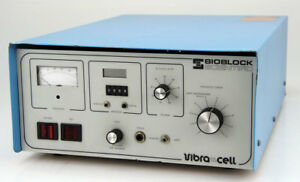 Bioblock-scientific-vibracell-72441-Ultrasound-device-Ultrasonic-Processor-5582