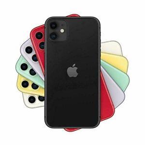 Apple-iPhone-11-64GB-Schwarz-NEU-amp-OVP-soweit-vorraetig