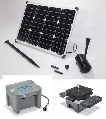 Akkuspeicher 12V//7A Akku Batterie Solarpumpe Teichpumpe Solar Gartenteichpumpe