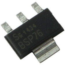 2 BSP76 Infineon MOSFET HITFET® 42V 1,4A 3,8W 0,2R Lowside Power Switch 855628