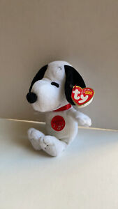 Ty Beanie Baby Snoopy Plush Peanuts NOT WORKING