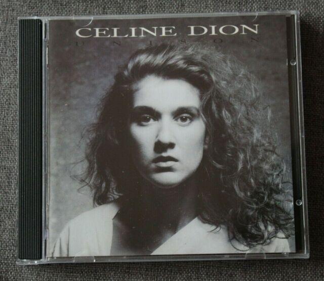 Celine Dion, unison, CD