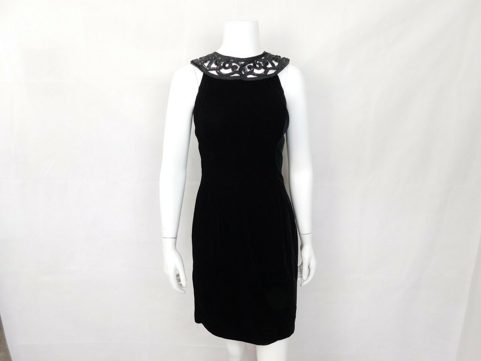 Vintage Jessica McClintock Gunne Sax Dress Size 1… - image 1