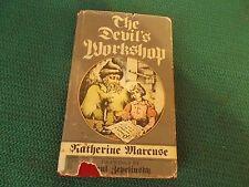 book on persecution of Gutenberg, Katherine Marcuse ++