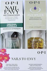 OPI-NAIL-ENVY-ORIGINAL-15ML-amp-OPI-AVOPLEX-amp-CUTICLE-REPLENISHING-OIL-15ML