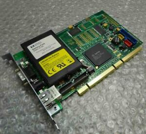 Original-Authentique-hp-P1218-60002-N2530-SP2-Ethernet-Gestion-Pci-X-Carte
