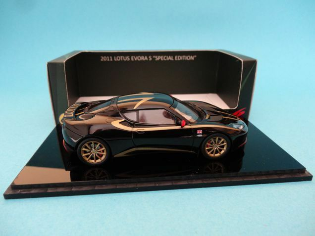 LOTUS EVORA S - SPECIAL EDITION EDITION EDITION -  2011 - 1 43 NEW SPARK S2200 27d873