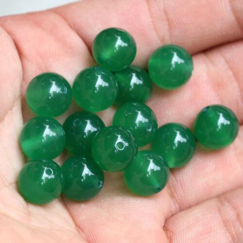4mm 100 natürlichen Edelstein Runde lose Perlen Multi-Colored sortierte Steine