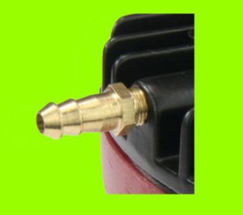 Luftpumpe Hailea ACO 12 Volt 007 plus 5 m Schlauch Kompressor Köderfisch PKW