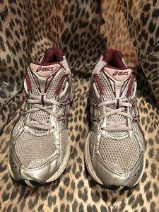 c7d44429155d ASICS T1B9N Gel Foundation 10 Running Shoes Women s Size 9.5D (WIDE ...