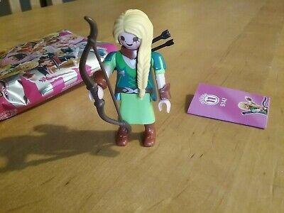 ungeöffnet Playmobil 9147 Sammelfigur Girls Serie 11 #12 Blumen Mädchen Neu