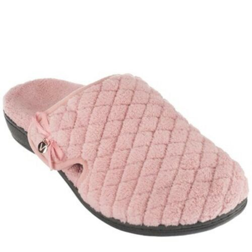 Rose Vionic Adilyn Women/'s Orthotic Support Slippers
