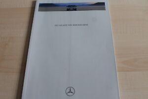 Süß GehäRtet 122001 Anleitungen & Handbücher Mercedes S-klasse W140 Prospekt 01/1991 Krankheiten Zu Verhindern Und Zu Heilen