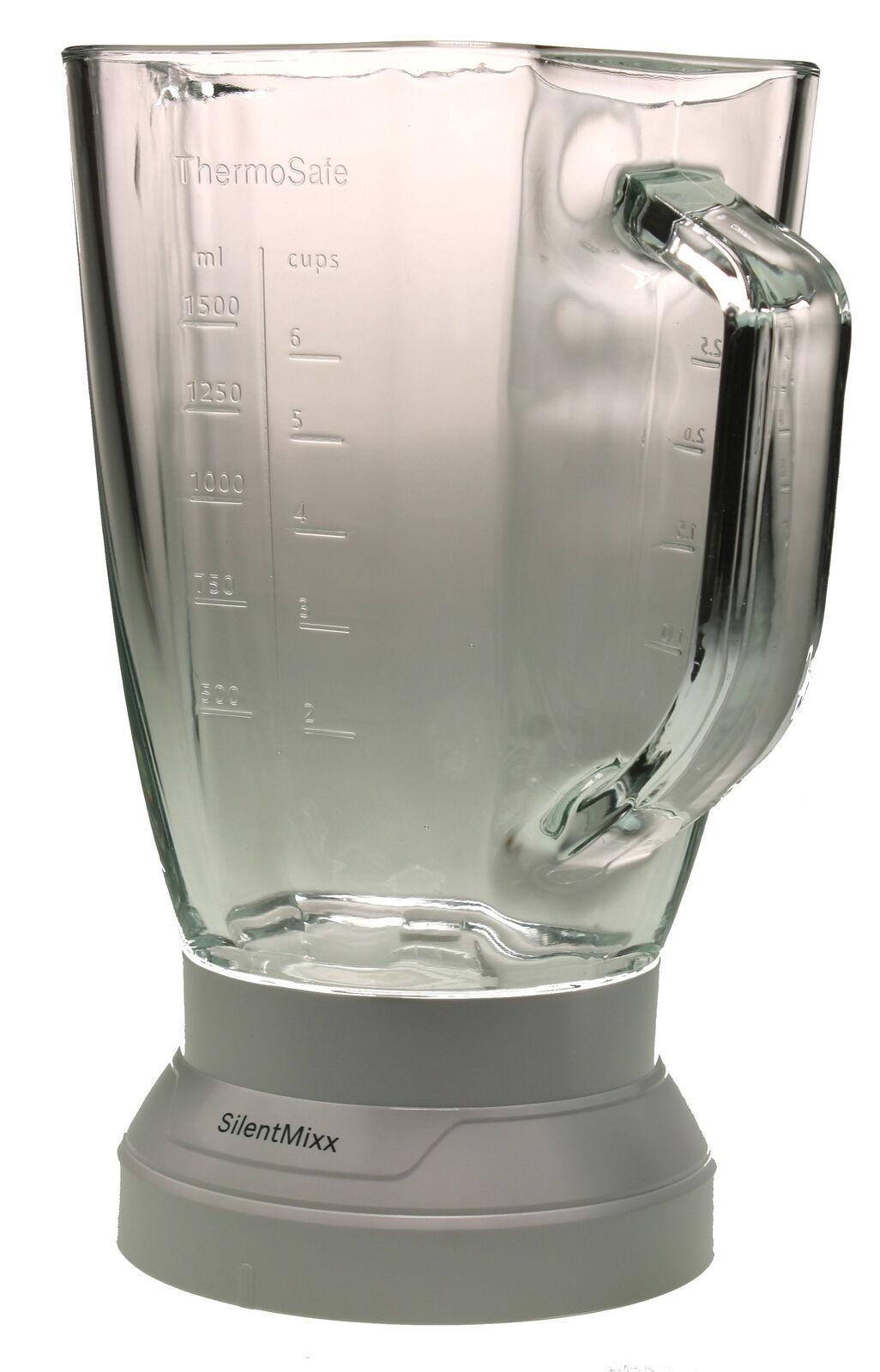 Bosch 11009243 Glaskrug pour mmb42g1b, mmb43g2wau, mmb64g3mde niveau Mixeur