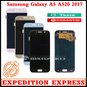 Ecran-LCD-Tactile-Touch-Screen-Complet-Pour-Samsung-Galaxy-A5-A520-2017-A520F