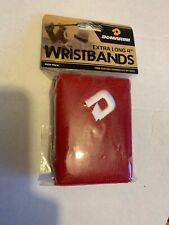 VARIOUS COLORS SOLD IN PAIRS FRANKLIN 3125 6 INCH  WRIST BANDS