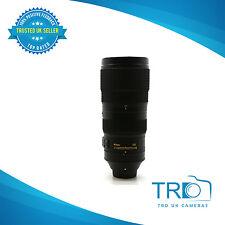Nikon AF-S NIKKOR 200-500mm f/5.6E ED VR Lens + 3 Years Warranty