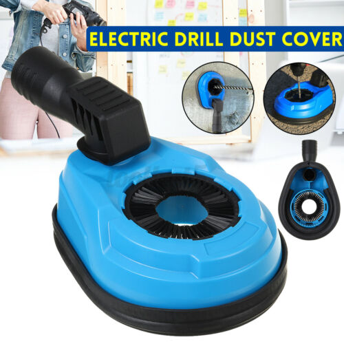 13-60MM Electric Hammer Drill Dust Cover Device Dustproof Collector Attachment